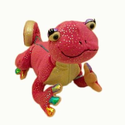 Webkinz Exclusive Plush Stuffed Animal Glamour Gecko from ganz
