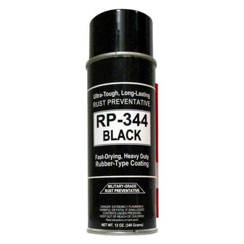 Cosmoline RP-344''Black'' Rust Preventative Spray (Military-Grade) 3-Cans