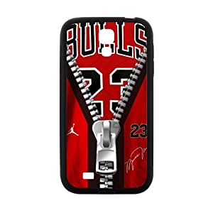 Bulls Jordan Phone Case for Samsung Galaxy S4 Case by icecream design