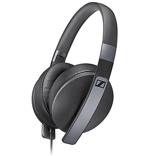 Sennheiser HD 4.20s Around Ear Headphones (Folding Sennheiser Headphone)