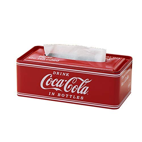 Coca-Cola Can Tissue Case from Coca-Cola