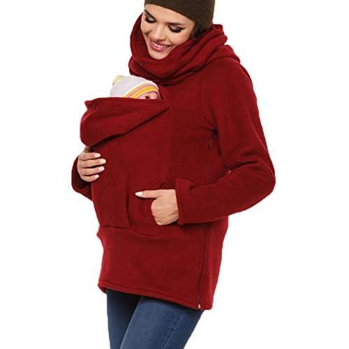 Sodhue Tragejacke für Mama und Baby Mutterschaft Schwangere