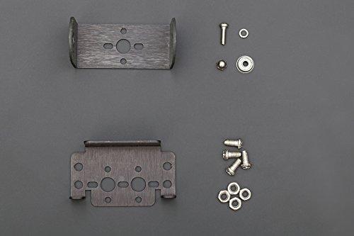 Tilt Pan Servos (DFROBOT Pan and Tilt Kit (Black Anodized) (No Servos))