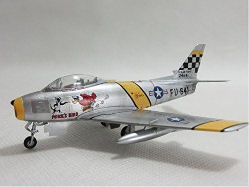 1/72 完成品 37104 ノースアメリカン F-86F 第51戦闘迎撃航空団 第39戦闘迎撃飛行隊 朝鮮戦争 1953年