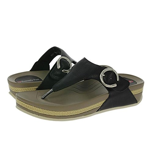 Heavenly Feet Sandalias Roxy Negro Negro