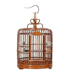 Jaula de cría de aves en el interior Incluye taza de alimentación ...