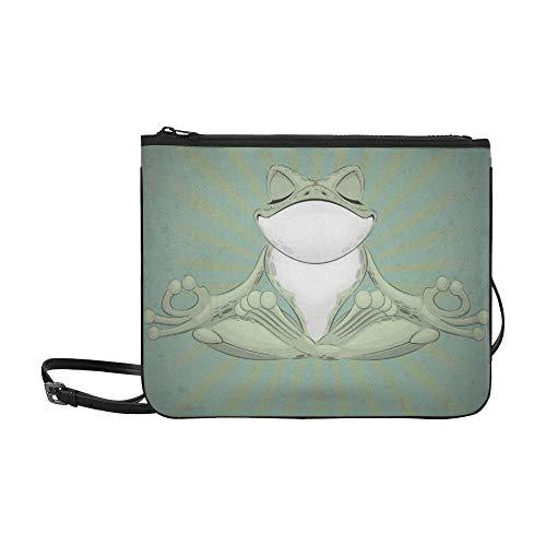 Funny Tree Frog Meditation...