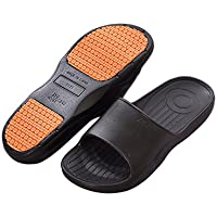 Bastolive Womens or Mens Non-Slip Antimicrobial Shower Water Sandals/Flip Flops/Slippers For Pool,Beach,Dorm & Gym,Outdoor,Indoor,Bedroom,Home/House
