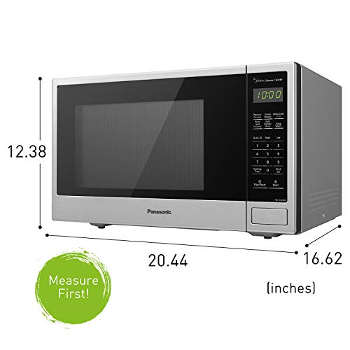 Panasonic Countertop Microwave Oven image 5
