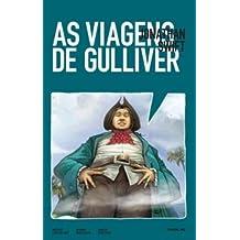 As Viagens de Gulliver - Volume 1. Coleção Farol HQ