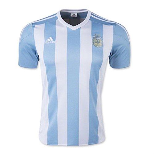 Adidas Climacool selección de Argentina camiseta de fútbol (blanco, azul)