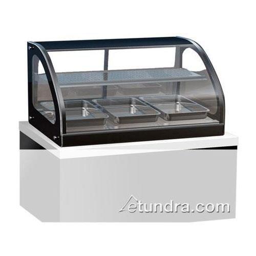 Vollrath 40843 48'' Drop-In Refrigerated Display Cabinet by Vollrath