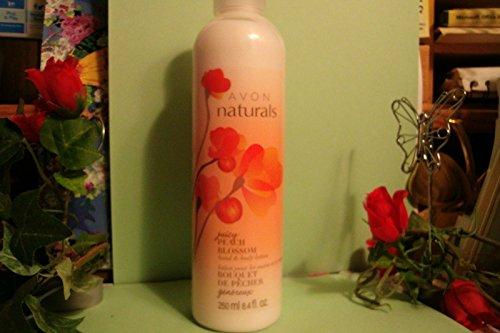 (Avon Naturals Juicy Peach Blossom Hand & Body Lotion)