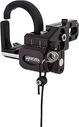 Hybrid Hunter Pro Rest RH Micro Tune All Black Cable Driven