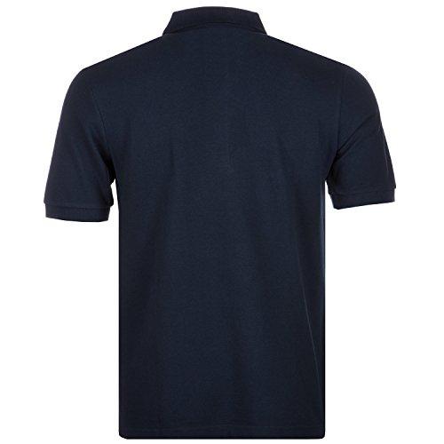 Kappa Omni, Poloshirt mit Kurzarm, marineblau