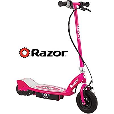 Razor E100 Electric Scooter - Daisy : Sports & Outdoors