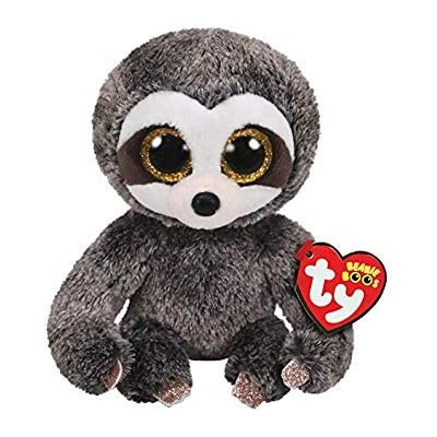 "Ty Beanie Boos 6"" Dangler The Sloth, Perfect Plush!: Toys & Games"