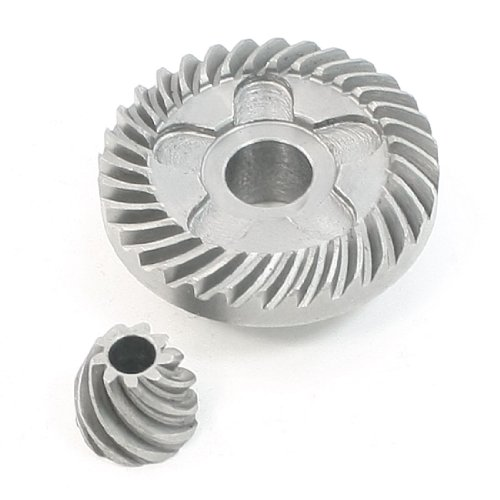 Replacement Part Spiral Bevel Gear Pinion Set for Bosch 100mm Angle Grinder -