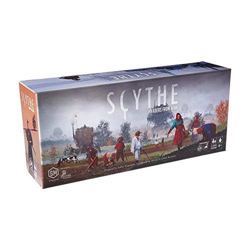 - Stonemaier Games Scythe: Invaders from Afar