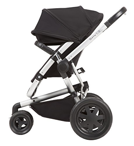 Quinny Buzz Xtra 2.0 Stroller in Rocking Black