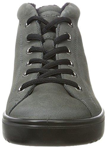 Ecco Dames Fara Hoge Sneaker Grijs (donkere Schaduw)