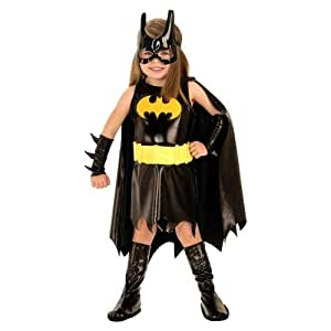 Batgirl Toddler Size 3T-4T