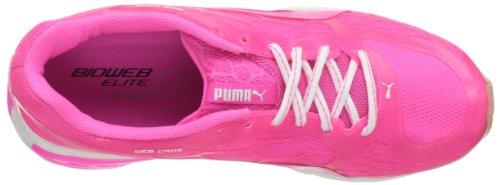 Puma Donna Bioweb Elite Glow Scarpa Cross-training Rosa Fluo