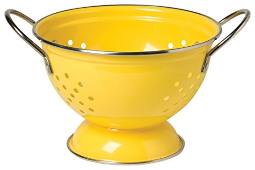 Now Designs Colander 3 Quart Yellow