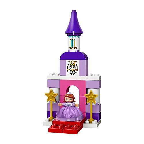 Vente Château Royal De Princesse La Le 10595 Sofia Lego Duplo zqSUpGMV