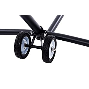Vivere WHEEL Hammock Stand Wheel Kit