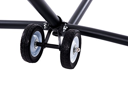 (Vivere WHEEL Hammock Stand Wheel Kit)