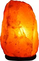 Needs&Gifts 2-3 KG Prime Quality 100% Original Himalayan Crystal Rock Salt Lamp Natural from foothills of the Himalayas...