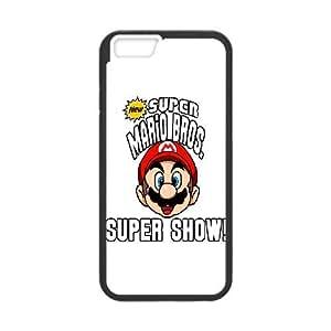 """Classic Case Super Mario Bro pattern design For Apple iPhone 6 Plus 5.5"""" Phone Case"""