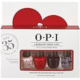 OPI Lacquer Love-Lies Mini Pack 4 x 3.75ml