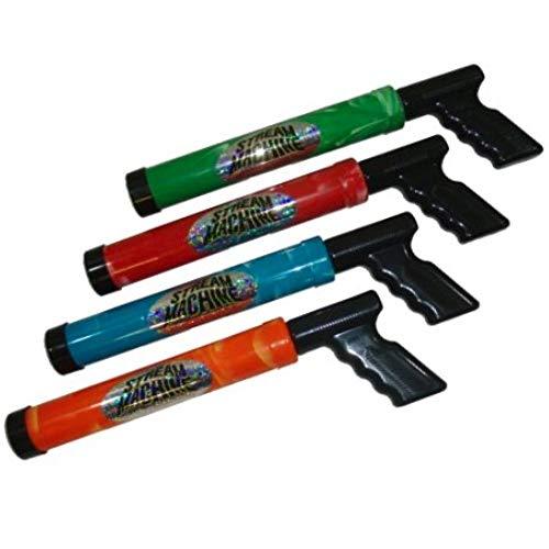 The Original Stream Machine Water Gun (One Pair) (Colors May Vary)