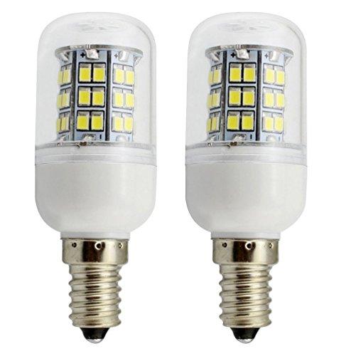 Uniox ampoule LED 12–24V E14à petite vis 4W 340Lumens 48LED Éclairage blanc froid Lot de 2
