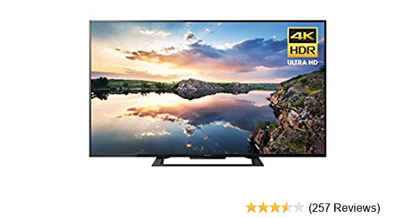 Sony Kd70x690e 70 Inch 4k Ultra Hd Smart Led Tv 2017 Model