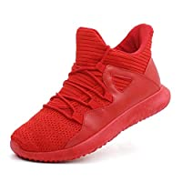 fereshte Men's Athletic Gym Running Walking Shoes Casual Sport Trainers Sneakers (Size 6.5-13)