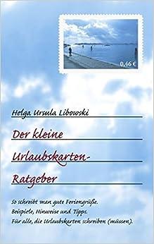 Book Der kleine Urlaubskarten-Ratgeber