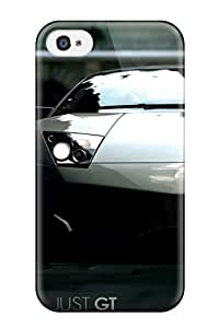 Amberlyn Bradshaw Farley's Shop Hot Tpu Case Cover Compatible For Iphone 4/4s/ Hot Case/ Lamborghini Gt