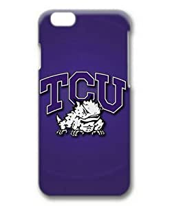 Armener Hard Protective 3D Iphone 6 (4.7 inch) Case With TCU Horned Frogs