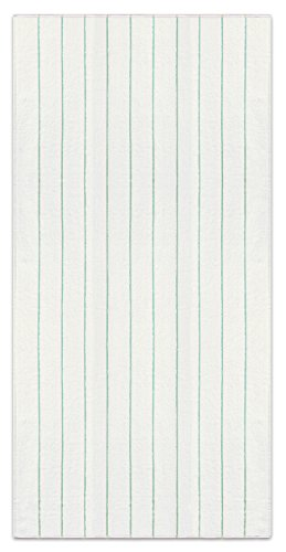 Premium Quality Extra Large Hotel and Spa 4-Piece Beach Towels, Pool Towels with Stripe, Eco-friendly, Turkish Cotton (Sea Green, 35x65 inches) by Chakir Turkish Linens (Image #4)