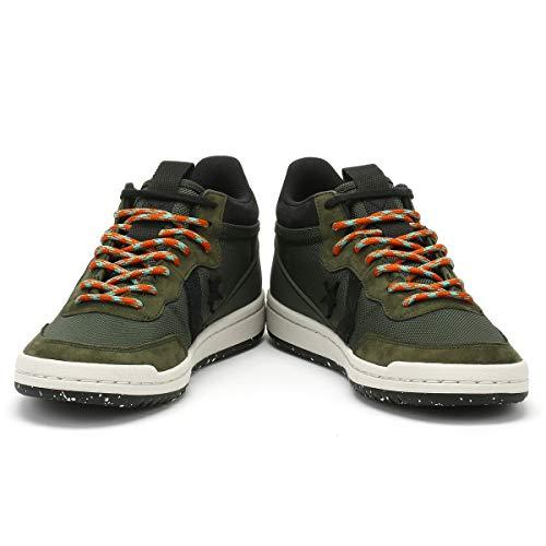 Mid Fastbreak Converse Uomo Green Utility Verde Sneaker FzdxIxwqB