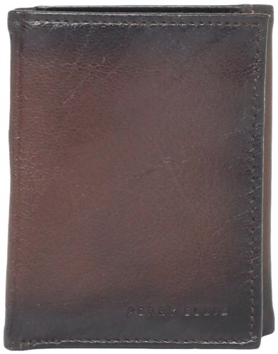 Perry Ellis Mens Michigan Trifold