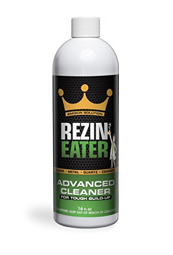 Smoking Solutions Resin Eater Advance Cleaner REAC16, 16 oz (Slide Pipe)