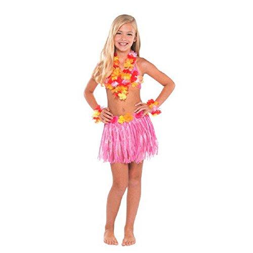 Amscan Hula Skirt Party Kit]()