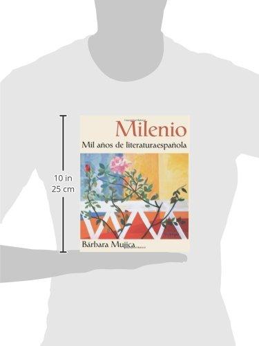 Milenio: Mil años de literatura española by B rbara Mujica