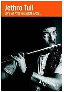 Jethro Tull - Live at Avo Session 2008 [DVD]