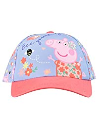 Peppa Pig Girls Baseball Cap One Size