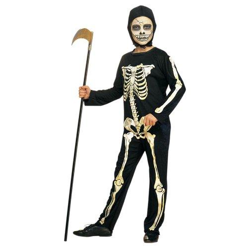 Best Jack Skellington Costume (Rubie's Costume Skeleton Costume, One Color, Medium)